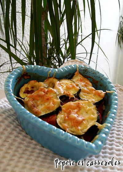 gratin courgettes tomates 1